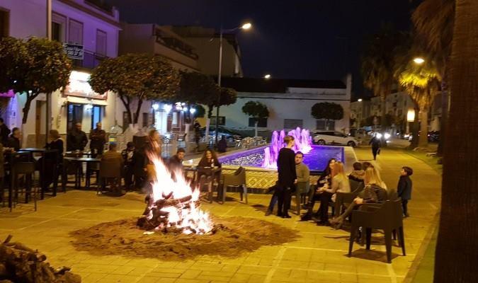 Suspendida la fiesta de «Las Candelas» en Lora del Río