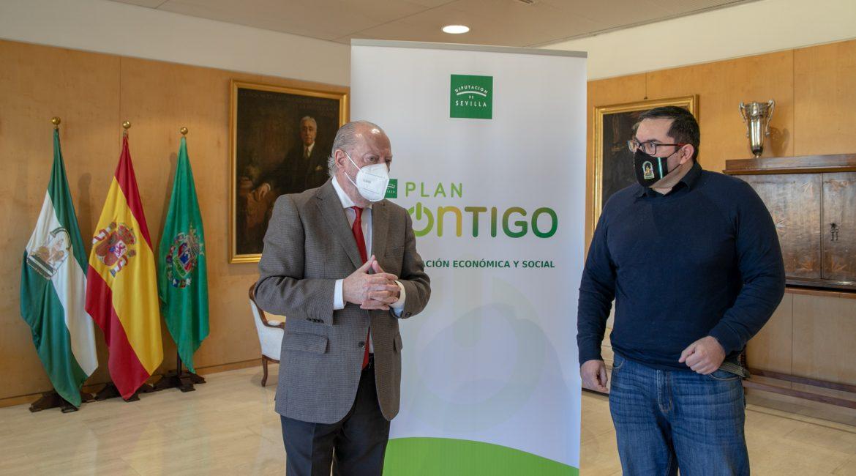 Peñaflor contará con 985 mil euros del Plan Contigo de la Diputación de Sevilla