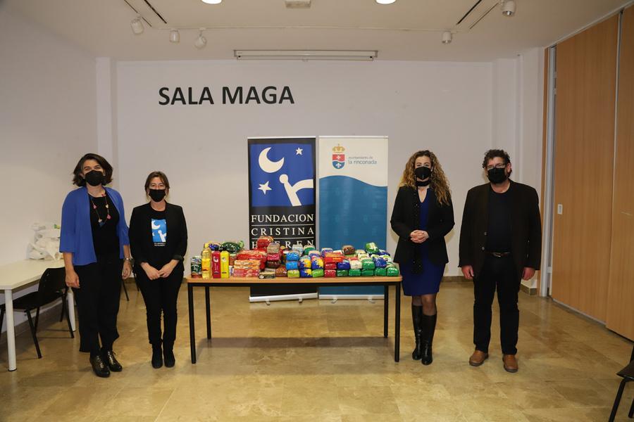 La Fundación «Cristina Heeren» abre la Primavera Cultural en La Rinconada