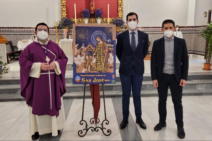 San José de La Rinconada presenta el cartel de sus Fiestas Patronales