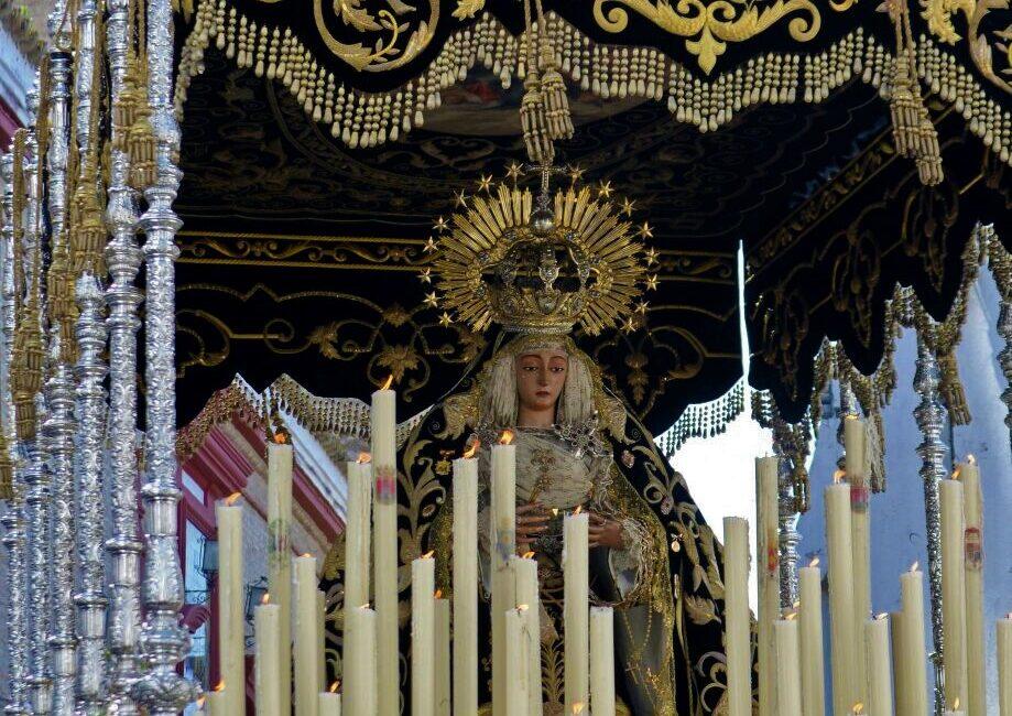 Cantillana convoca el concurso para el Cartel de Semana Santa 2022