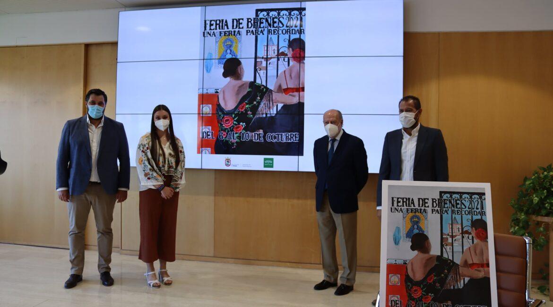 Brenes presenta su alternativa a la Feria «tradicional» en la Diputación de Sevilla